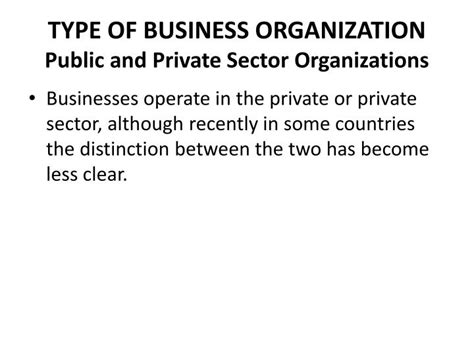 Business Organizations And Management 1.1