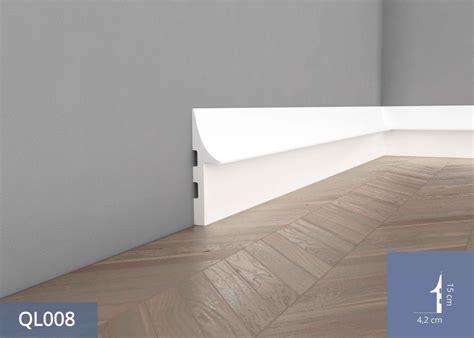 Sockelleisten Mit Led Beleuchtung by Fu 223 Bodenleisten Led Ql008 Led Sockelleisten