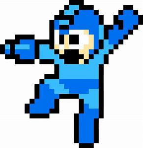 MEGA MAN CLASSIC Decal Removable WALL STICKER Decor Art