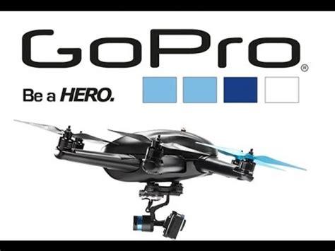 gopro delays drone launch