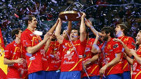 Handball Is One Of Spain's Most Popular Sports With The