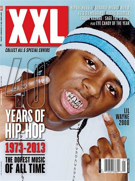 xxl lil wayne magazine hop hip front covers cool ll years snoop dogg jay special outkast edition hiphop young radio