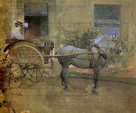 victorian british painting joseph crawhall