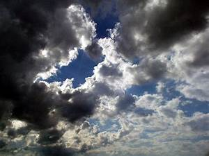 Partly Cloudy Sky Wallpaper and Backgrounds (1024 x 768 ...
