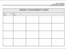 Homeschool Planner Organizer for Day to Day 20182019