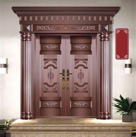 Ķīnai pielāgoti luksusa villa vara durvju ražotāji, piegādātāji - rūpnīcas tiešā ...