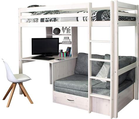 High Sleeper Bed With Sofa by 20 Collection Of High Sleeper Bed With Sofa Sofa Ideas