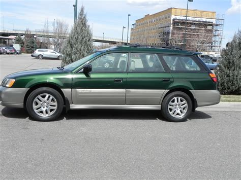 2000 subaru outback picture of 2000 subaru outback limited wagon exterior