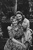 Rita Hayworth playing around with her daughter Yasmin ...