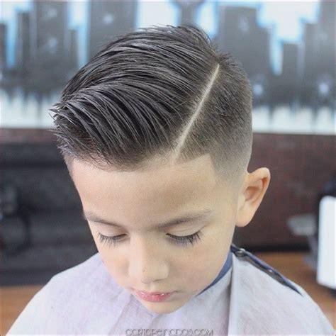 los  cortes de pelo  ninos mas frescos  modernos