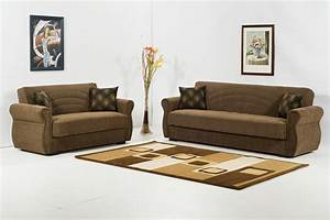 Rain 2 pc sofa set mimoza brown sofas loveseats chairs for Monaco 4 piece sectional sofa set