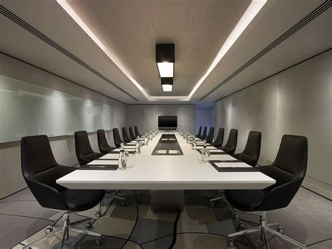 modern boardroom design very attractive modern boardroom the chairs look amazing the modern office pinterest