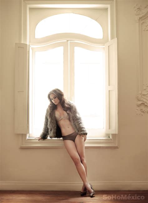 Zuria Vega For Soho Magazine Mexico Your Daily Girl