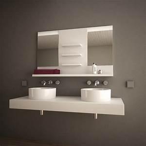 Spiegel Mit Ablage Holz : spiegelm bel mit ablagen farina 989705175 ~ Markanthonyermac.com Haus und Dekorationen