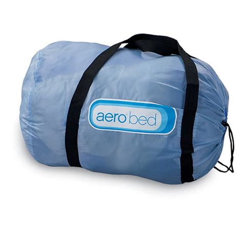 100 aerobed premier with headboard best inflatable