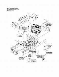 Looking For Craftsman Model 10728791 Rear