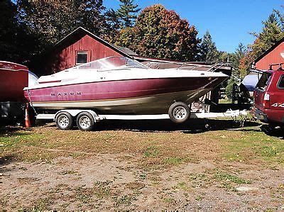 Cheap Boats Nj by 1996 Maxum 23 For Sale In Rockaway New Jersey Usa