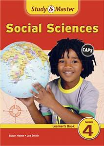 Study  U0026 Master Social Sciences Learner U0026 39 S Book Grade 4