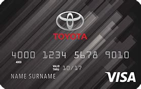 Toyota Rewards Visa home d comenity net