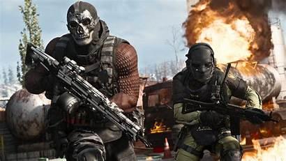 Warfare Duty Mace Call Operator Games