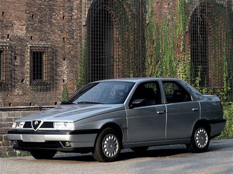 Alfa Romeo 155 by 1997 Alfa Romeo 155 Photos Informations Articles