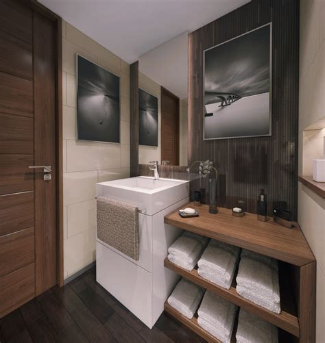 bathroom ideas for apartments contemporary apartment bathroom 2 interior design ideas