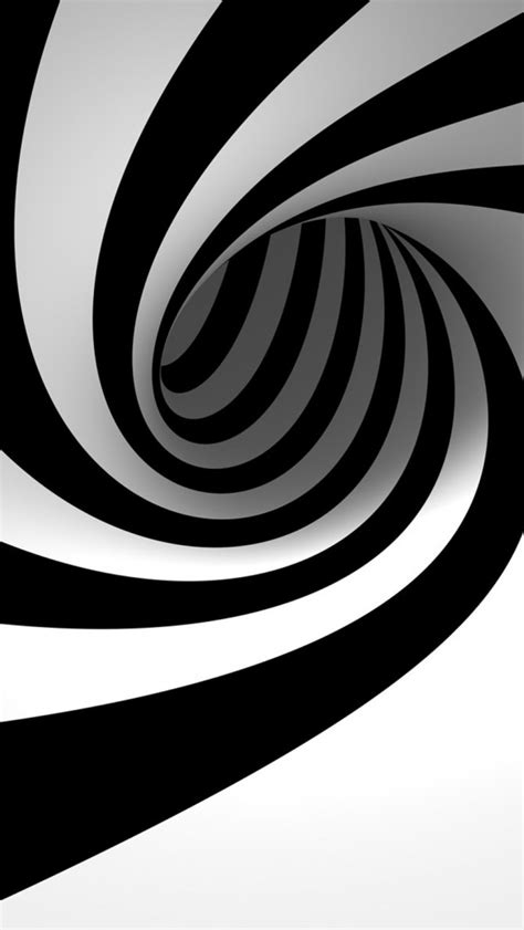 Abstract Black And White Wallpaper Iphone by 60 Clever Abstract Iphone Wallpapers For