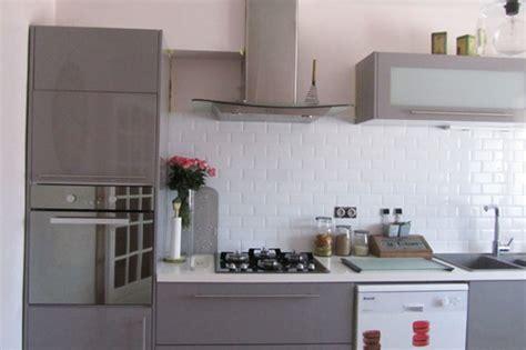 cuisine gris perle quelle couleur pour sol et murs