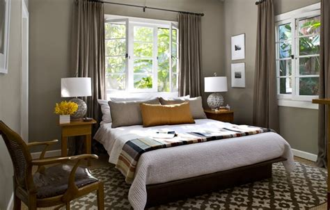 Earthy Bedrooms