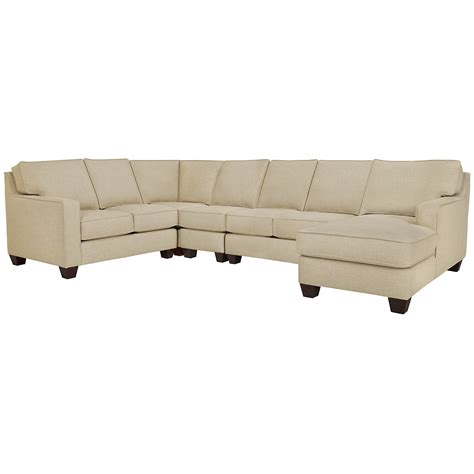 city furniture york beige fabric large right chaise sectional