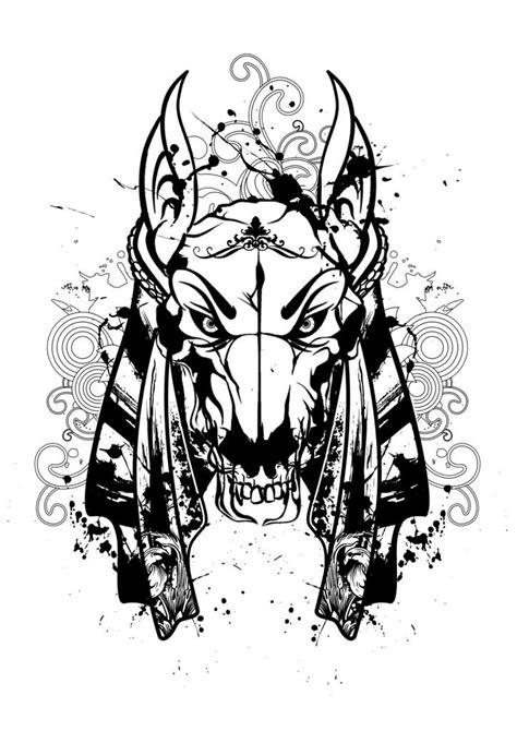 20+ Best Anubis Tattoo Designs