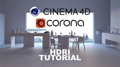 Corona Renderer Per Cinema 4d Illuminazione Con Hdri