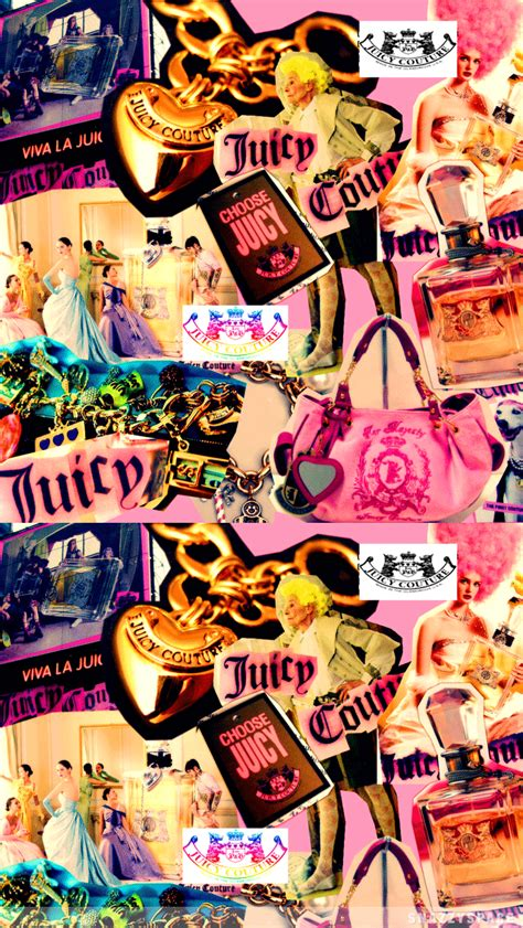 juicy couture iphone wallpaper