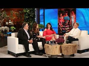 Ellen Reunites with Her Sitcom Co-Stars - YouTube