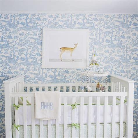 Tapeten Kinderzimmer Junge by Best 25 Nursery Wallpaper Ideas On Baby Room