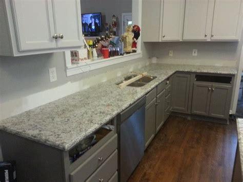 hanson family  finishing   kitchen