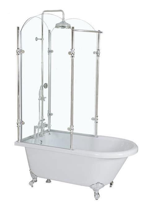 Shower For Clawfoot Tub by 50 Tips Ideas For Choosing Clawfoot Bathtub Accessories
