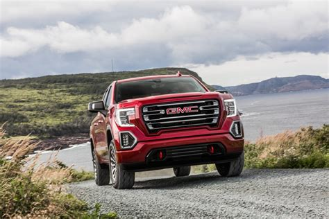 Looks Like The 2019 Gmc Sierra At4 Gets A 3.0l Diesel But