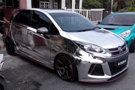 car body wraps  changing colours legal  msia