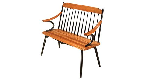 circle furniture country classic bench
