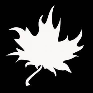 Feuille D Ardoise : stickers muraux sticker ardoise velleda feuille morte sticker d coration murale ~ Dallasstarsshop.com Idées de Décoration