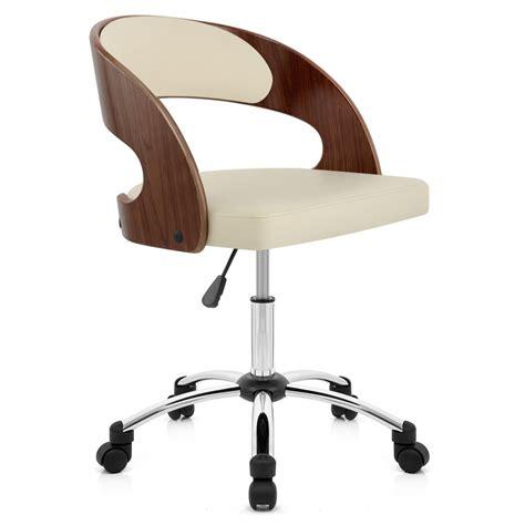 chaise de bureau bois chaise de bureau evergreen