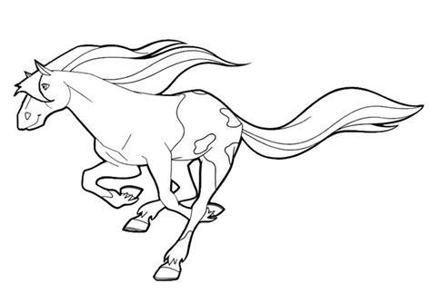 horseland  dessins animes coloriages  imprimer