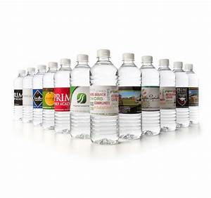 custom water bottle self adhesive labels decor 125quot x 85 With adhesive labels for bottles