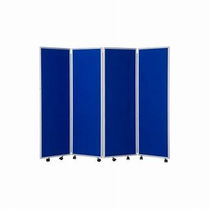 Divider Folding Mobile 1500mm Fabric Office Partitions