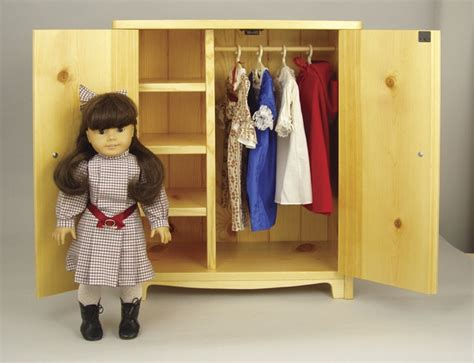 American Armoire Plans by Doll Armoire Woodworking Plan Woodworkersworkshop