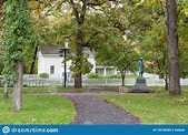John H. Stevens House Museum Editorial Stock Photo - Image ...