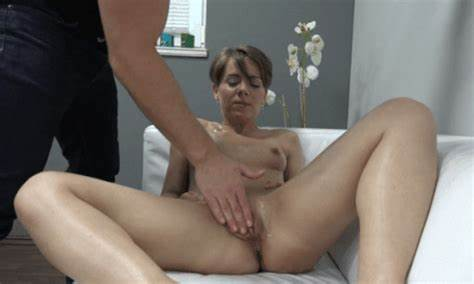 Creampie For A Short Hair Woman