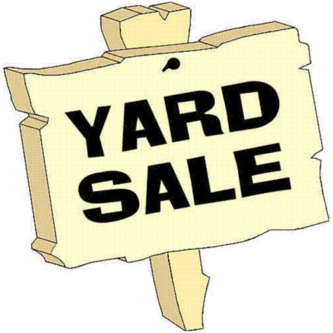 How To Hold A Successful Yard Sale Pragmaticmom