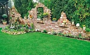Die Schönsten Steingärten : die 25 besten ideen zu steinmauern auf pinterest gartenmauer stein steine f r gartenmauer ~ Bigdaddyawards.com Haus und Dekorationen